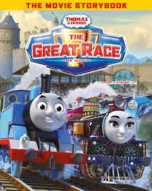 Thomas & Friends: The Great Race Movie Storybook, Paperback Book
