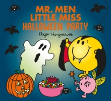 Mr. Men Halloween Party, Paperback