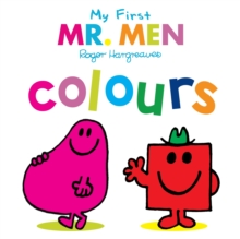Mr. Men: My First Mr. Men Colours, Board book