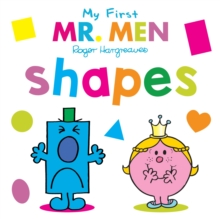 Mr. Men: My First Mr. Men Shapes, Board book