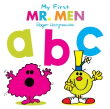 Mr. Men: My First Mr. Men ABC, Board book