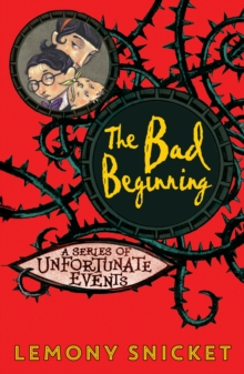 The Bad Beginning, Paperback