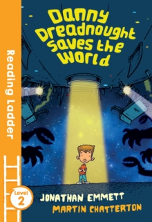Danny Dreadnought Saves the World, Paperback