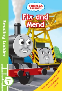 Thomas and Friends: Fix and Mend, Paperback Book