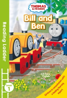 Reading Ladder : Thomas and Friends: Bill and Ben Level 1, Paperback