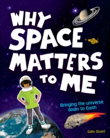 Why Space Matters to Me, Paperback Book