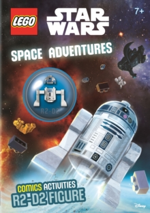 LEGO Star Wars: Space Adventures (Activity Book with R2-D2 Minifigure), Paperback Book