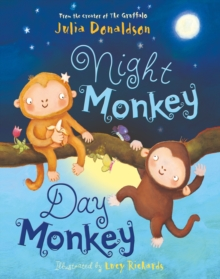 Night Monkey, Day Monkey, Board book