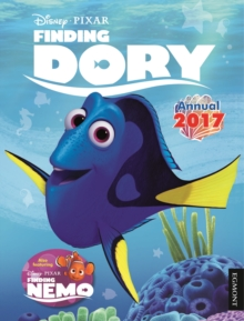 Disney Finding Dory Annual 2017, Hardback Book