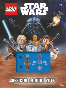 The Official LEGO Star Wars Annual 2017, Hardback
