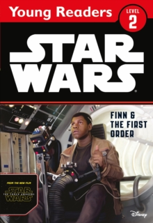 Star Wars: The Force Awakens: Finn & the First Order, Paperback
