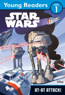 Star Wars: AT-AT Attack : Star Wars Young Readers, Paperback