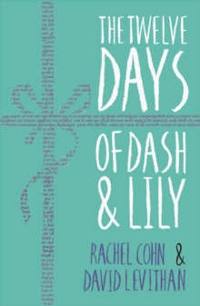 The Twelve Days of Dash and Lily, Paperback