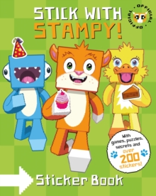 Stampy Cat: Stick with Stampy! (Sticker Activity Book), Paperback