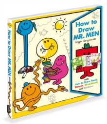 How to Draw Mr. Men, Novelty book