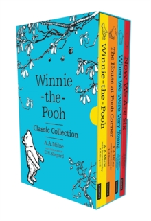 Winnie-the-Pooh Classic Collection, Paperback