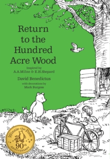 Winnie-the-Pooh: Return to the Hundred Acre Wood, Hardback Book