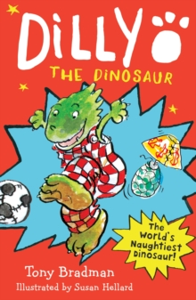 Dilly the Dinosaur, Paperback