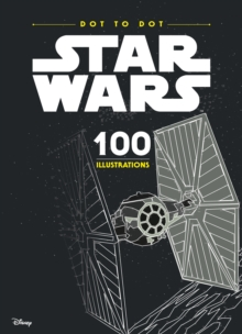 Star Wars Dot to Dot, Paperback
