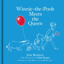 Winnie-the-Pooh Meets the Queen, Hardback