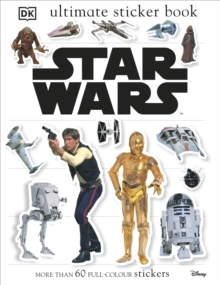 """Star Wars"" Classic Ultimate Sticker Book, Paperback"