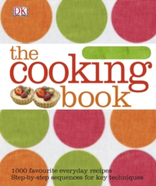The Cooking Book, Hardback