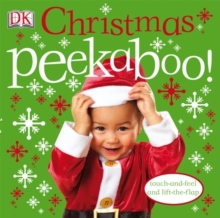Christmas Peekaboo!, Board book
