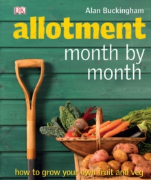 Allotment Month by Month, Hardback
