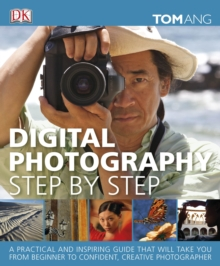 Digital Photography Step by Step, Hardback Book
