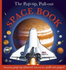 The Pop Up, Pull Out Space Book, Hardback