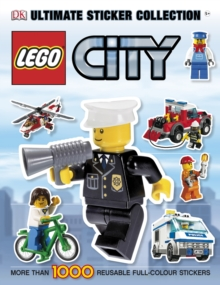 LEGO City Ultimate Sticker Collection, Paperback