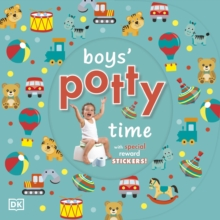 Boys' Potty Time, Board book