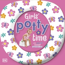 Girls' Potty Time, Board book