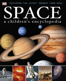 Space a Children's Encyclopedia, Hardback
