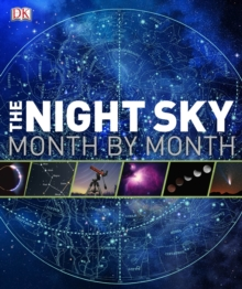 The Night Sky Month by Month, Hardback
