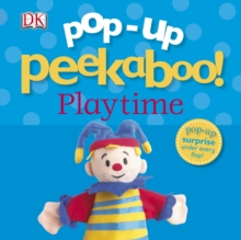 Pop-up Peekaboo! Playtime, Board book