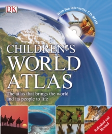 Children's World Atlas, Hardback Book