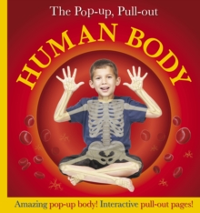 Pop-Up, Pull-Out Human Body, Hardback