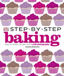 Step-by-Step Baking, Hardback