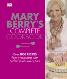 Mary Berry's Complete Cookbook, Hardback