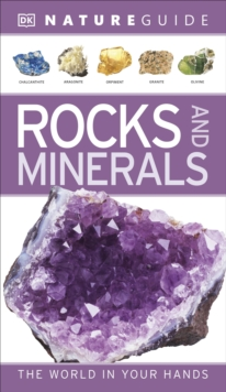 Nature Guide Rocks and Minerals, Paperback