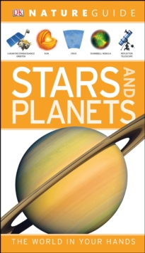 Nature Guide Stars and Planets, Paperback