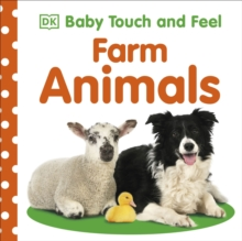 Baby Touch and Feel Farm Animals, Board book