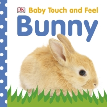 Baby Touch and Feel Bunny, Board book