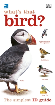 RSPB What's That Bird?, Paperback
