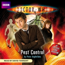 Doctor Who - Pest Control, CD-Audio