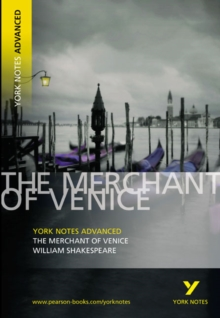 Merchant of Venice: York Notes Advanced, Paperback