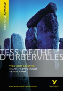 Tess of the d'Urbervilles: York Notes Advanced, Paperback