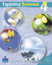 Exploring Science Pupil's Book 4, Paperback