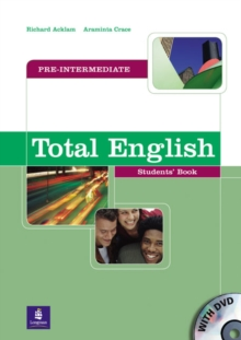 Total English Pre-Intermediate Students' Book, Mixed media product